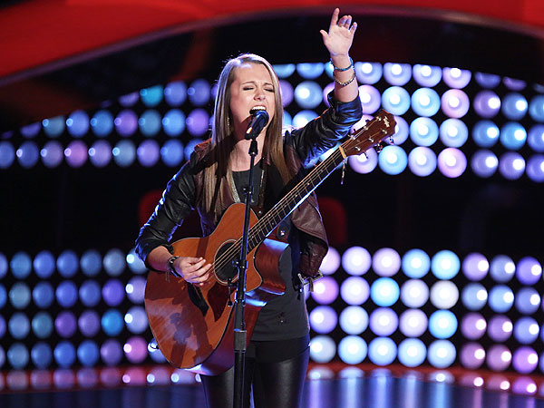 The Voice Teen Bria Kelly Wows the Judges with Her Blind Audition
