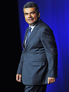 George Lopez Explains Arrest for Public Intoxication: 'I Tied One on Last Night'