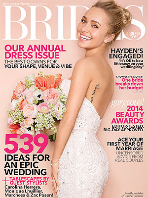 Hayden Panettiere Talks Proposal, Tries On Wedding Gowns| Engagements, Weddings, Nashville, Hayden Panettiere