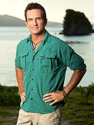 Jeff Probst: 'Lines Are Blurred' with Survivor's Beauty, Brains & Brawn | Jeff Probst