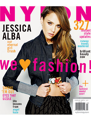 Jessica Alba Says Acting Is 'Like a Drug'| Jessica Alba