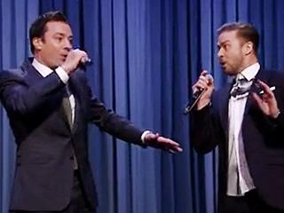 Watch Justin Timberlake & Jimmy Fallon Unleash Latest 'History of Rap' Edition