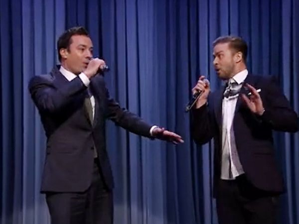 Watch Justin Timberlake & Jimmy Fallon Unleash Latest 'History of Rap' Edition