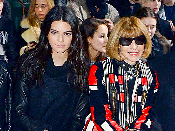 Kendall Jenner: 'I'm Living My Dream Right Now'| Fashion Week, Anna Wintour, Kendall Jenner, Steve Madden