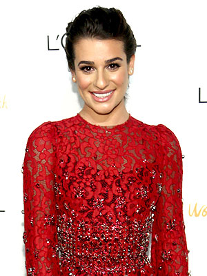 Lea Michele Not Pregnant: Glee Star's Twitter Account Hacked One Day After Chris Colfer's