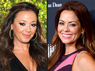 PEOPLE.com Readers Cheer Leah Remini and Brooke Burke-Charvet