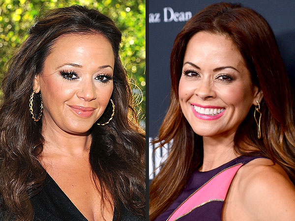Leah Remini and Brooke Burke-Charvet Get This Week's Loudest Cheers on PEOPLE.com