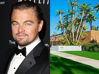 Look Inside Leonardo DiCaprio's New $5.2 Million Home