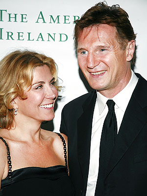Liam Neeson Speaks Out on Natasha Richardson's Death, 5 Years Later| Death, Taken, Liam Neeson, Natasha Richardson