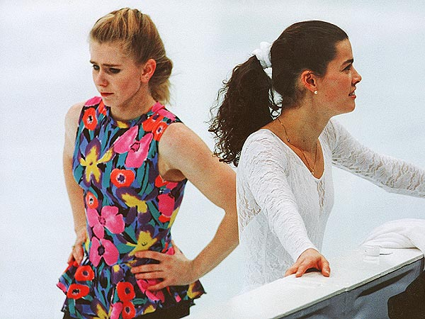 Nancy Kerrigan Speaks Out About Tonya Harding 20 Years After Infamous Scandal| Winter Olympics 2014, Nancy Kerrigan, Tonya Harding