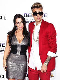 Have You Heard Justin Bieber's Mom Sing?