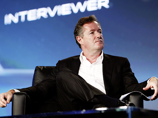 Piers Morgan: The CNN Gig Is Up! | Piers Morgan