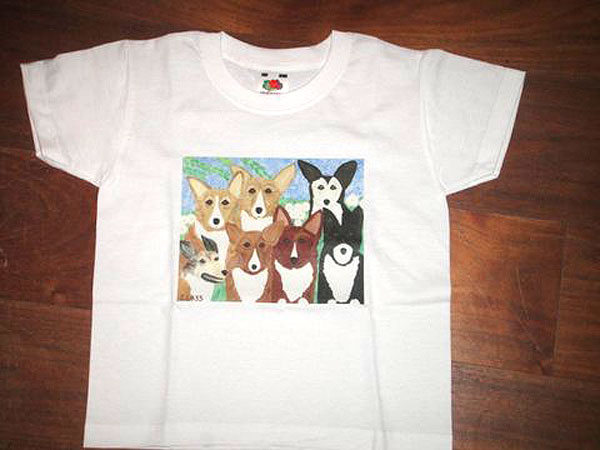 Prince George Gets a Custom T-Shirt with Some Queen Elizabeth Flair| The British Royals, Kate Middleton, Prince George, Queen Elizabeth
