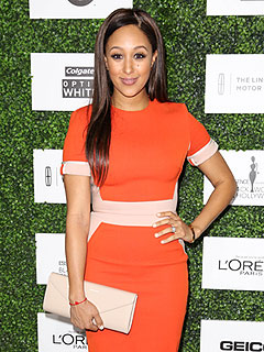 Tamera Mowry-Housley Essence Black Women In Hollywood Luncheon