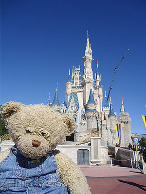 Lost Teddy Bear Tours Disney Before Heading Home to Alabama| Good Deeds, Real People Stories, Walt Disney World