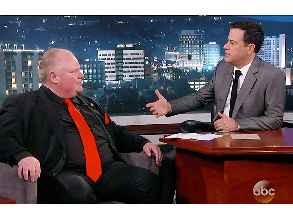 Toronto Mayor Rob Ford Votes 'No' on Congratulating Canada's Olympians| Olympics, Winter Olympics 2014, Rob Ford