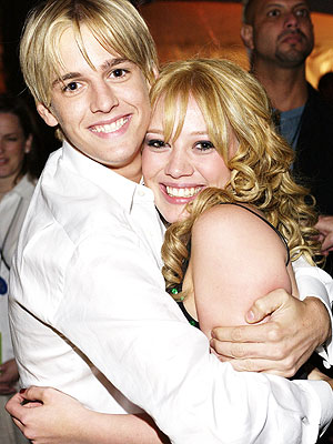 Aaron Carter: Newly Single Hilary Duff Is the Love of My Life| Couples, Aaron Carter, Hilary Duff