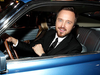 Aaron Paul Reveals His First Love Affair – with a Car