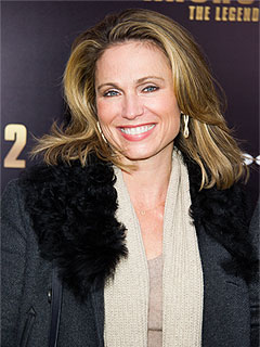 Amy Robach on Cancer Fight: 'I'm in the Thick of It'