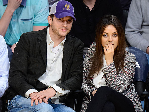 Readers Feel the Love for Newly Engaged Ashton Kutcher & Mila Kunis