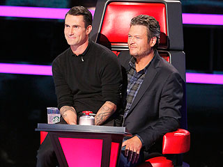 Blake Shelton Tweets Adam Levine's Phone Number | Adam Levine, Blake Shelton