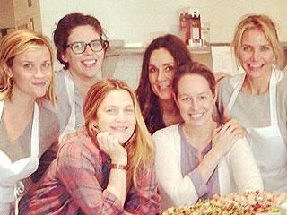 Inside Reese, Drew & Cameron's Girls' Getaway in Napa