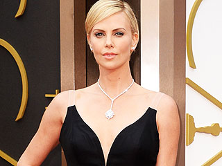 Charlize Theron: My Son Said 'Mama Pretty' on Oscar Night
