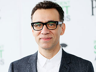 Fred Armisen Satisfies His Sweet Tooth Over Oscar Weekend