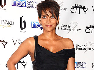 Halle Berry: I'm 'Juggling Working and Being a Mom'