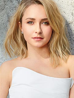 Hayden Panettiere Talks Proposal, Tries On Wedding Gowns | Hayden Panettiere