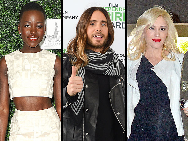 Gwen Welcomes Son Apollo, Jared Compliments Lupita & More from Oscars Weekend