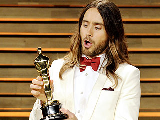 Jared Leto Has Already Nicked His Oscar