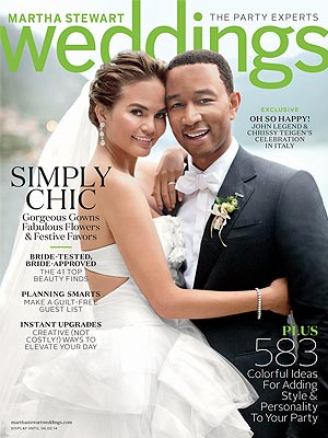 Chrissy Teigen: I Almost Got Married in Cowboy Boots | Weddings, Celebrity Weddings, Chrissy Teigen, John Legend