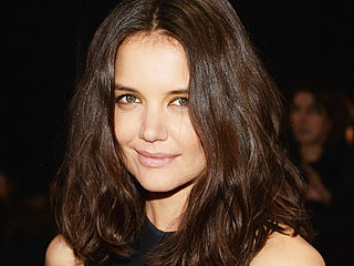 Katie Holmes's Rules for Good Parenting Come from Her Mother