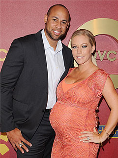 Kendra Wilkinson Hank Baskett Welcome Daughter