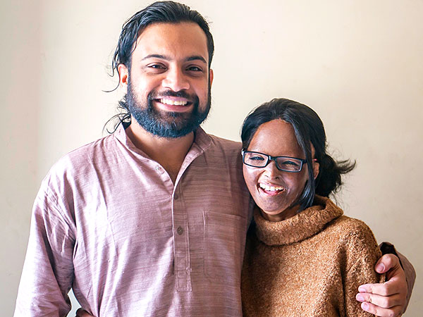 Acid Attack Survivor Finds Love – and a Job as a TV News Anchor
