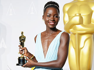 See Rare Photos of Lupita Nyong&#3