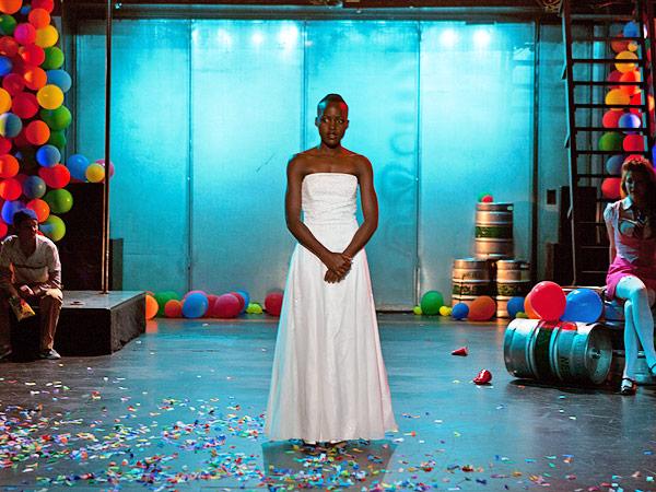 See Rare Photos of Lupita Nyong'o Onstage at Yale  Oscars 2014, 12 Years a Slave, The Color Purple, Doctor Faustus, Taming of the Shrew, Uncle Vanya, Lupita Nyong'o, Oprah Winfrey, Whoopi Goldberg