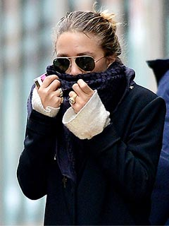 How Mary-Kate Olsen Celebrated Her Engagement | Engagements, Ma