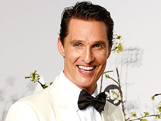 Matthew McConaughey: 'I Have a Lot to Be Thankful For' | Matthew McConaughey