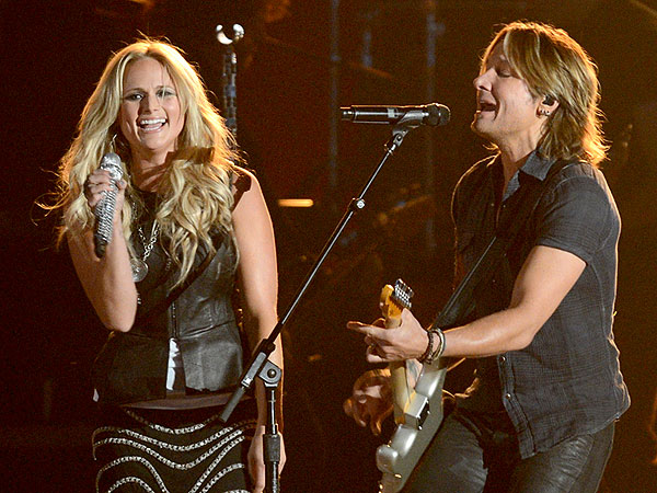 Miranda Lambert, Keith Urban Set to Perform at ACM Awards