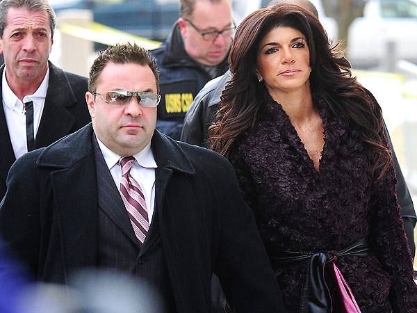 Will Real Housewives' Teresa Giudice Go to Jail for Guilty Plea?