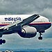 American on Missing Malaysia Airlines Jet