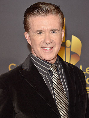 Check Out Alan Thicke's Antics i