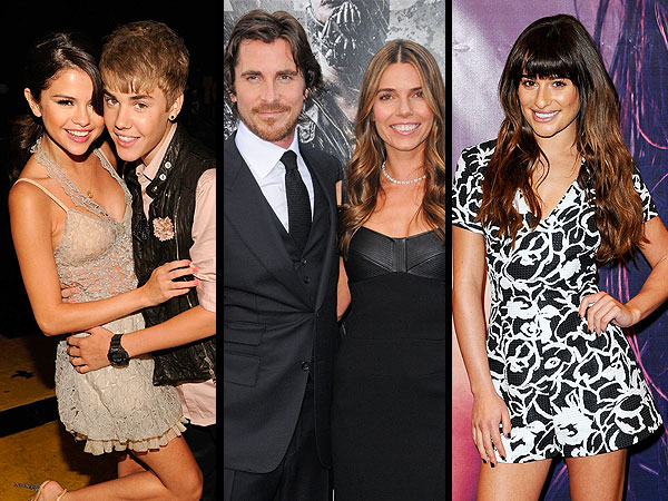 Justin & Selena Kiss Over Breakfast, Another Baby on the Way for Christian Bale & Mor