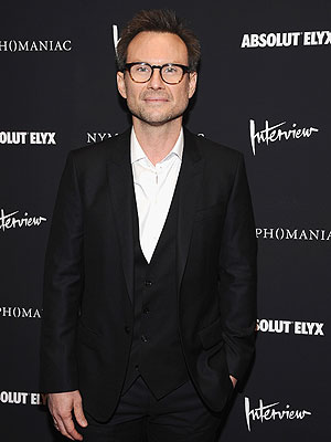 Christian Slater Literally Put His 'A–– out There'  for Nymphomaniac Role