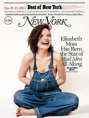 Elisabeth Moss Calls Her Brief Marriage to Fred Armisen 'Extremely Traumatic'| Divorced, New York, Elisabeth Moss, Fred Armisen
