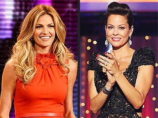 Tom Bergeron: Brooke Burke-Charvet Has Been 'Very Encouraging' to Erin Andrews