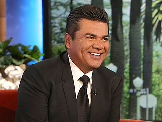 George Lopez Jokes About Casino Arrest on Ellen