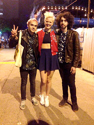 Rising Stars Shine (and Have Fun) at SXSW: Watch Betty Who Cover 'Say You'll Be There'
